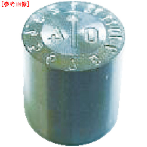 トラスコ中山 浦谷 金型デートマークYM型 外径10mm ULYM1018