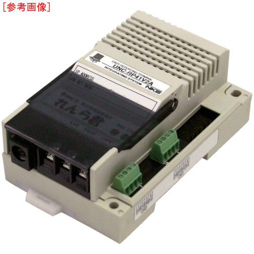 トラスコ中山 NKE れんら君 アナログタイプ 電圧入力0-5V ACアダプタ付き UNCRP41V2A