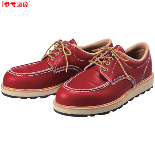 トラスコ中山 青木安全靴 US-100BW 25.5cm US100BW25.5