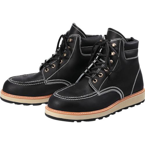 トラスコ中山 青木安全靴 US-200BK 25.0cm US200BK25.0