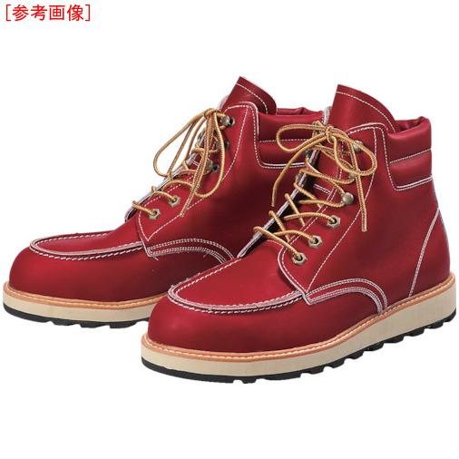 トラスコ中山 青木安全靴 US-200BW 23.5cm US200BW23.5