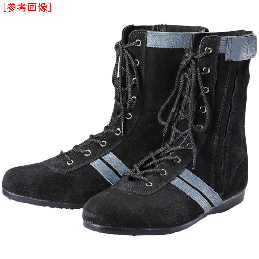 トラスコ中山 青木安全靴 WAZA-F-1 24.5cm WAZAF124.5