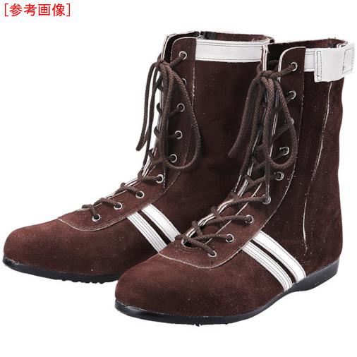 トラスコ中山 青木安全靴 WAZA-F-2 25.5cm WAZAF225.5
