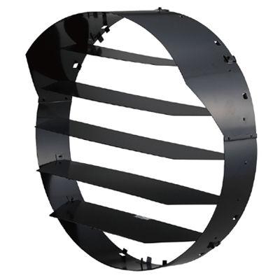 東芝 LED投光器フード付ルーバー ZL-50401F