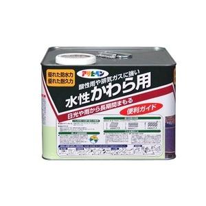 その他 水性かわら用 日本瓦銀 7L ds-1854531