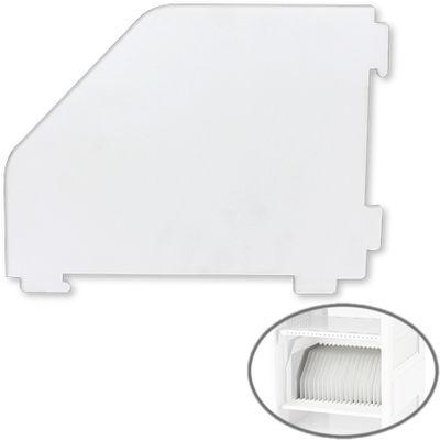 SDS エス・ディ・エス タブレット収納ワゴン タブゴン2 仕切り板11枚セット(ホワイト) TG-PP11