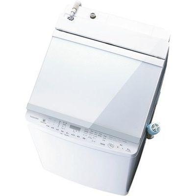東芝 「ウルトラファインバブル洗浄」搭載 縦型洗濯乾燥機(グランホワイト) AW-10SV7-W【納期目安:2週間】