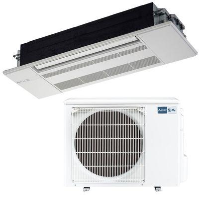 三菱電機 シングルエアコン1方向天井カセット形 RXシリーズ(ホワイトパネル付き) MLZ-RX6317AS-W