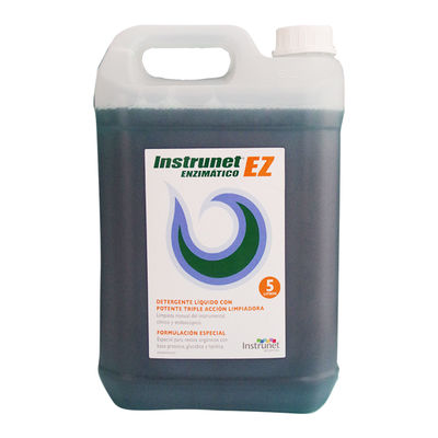 ケンツメディコ インスルネットEZ(酵素洗浄剤) 容量:5L 4900719100182