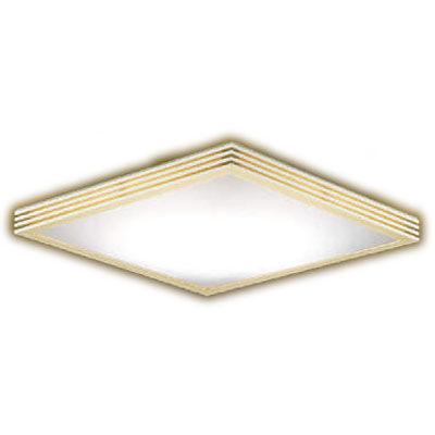 コイズミ 和風シーリング(LED[電球色+昼光色]~8畳) AH48741L