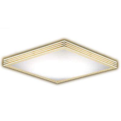 コイズミ 和風シーリング(LED[電球色+昼光色]~6畳) AH48742L