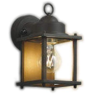 コイズミ 防雨形ブラケット(LED[電球色]) AU49075L