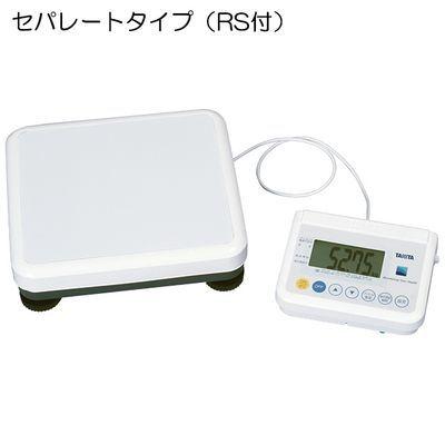 タニタ 精密体重計(検定品) WB-150 規格:セパレートタイプ(RS付) (重力補正:9区仕様) 4904785017795【納期目安:追って連絡】