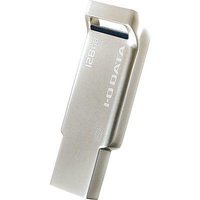 アイ・オー・データ機器 USB 3.0/2.0対応 USBメモリー 128GB U3-AS128G/S