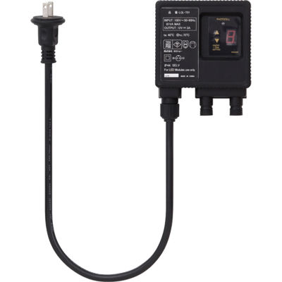 送料無料 タカショー メーカー再生品 ローボルト専用コントローラー36W 最新アイテム 納期目安:1週間 LGL-T01