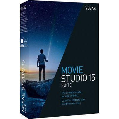 ソースネクスト VEGAS Movie Studio 15 Suite 0000253270【納期目安:追って連絡】
