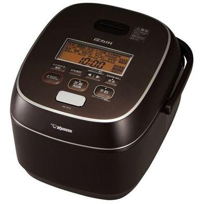 象印 極め炊き 1升 圧力IH炊飯器 NW-JB18-TA【納期目安:約10営業日】