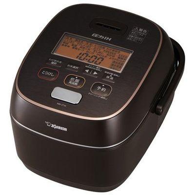 象印 極め炊き 5.5合 圧力IH炊飯器 (ブラウン) NW-JT10-TA【納期目安:約10営業日】