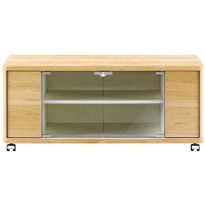 朝日木材加工 お部屋もココロも明るくなるテレビボード「NDシリーズ」(~43V) AS-ND960H【納期目安:2週間】
