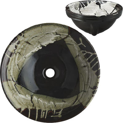 SANEI 洗面器(オーバーフロー) HW1024P 011 HW1024P-011
