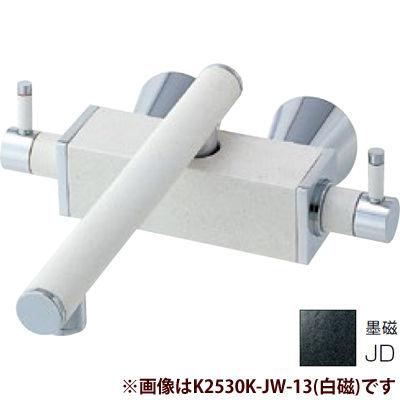 SANEI ツーバルブ混合栓 K2530K JD-13 K2530K-JD-13