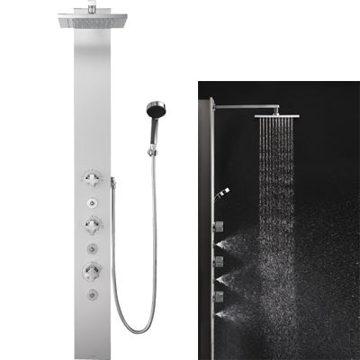 SANEI パネルサーモシャワー混合栓 SK9880 13 SK9880-13