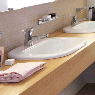 SANEI 洗面器 SL811682 W-104 SL811682-W-104