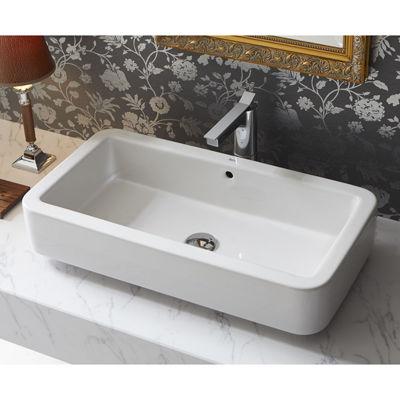 SANEI 洗面器 SR327572 W SR327572-W