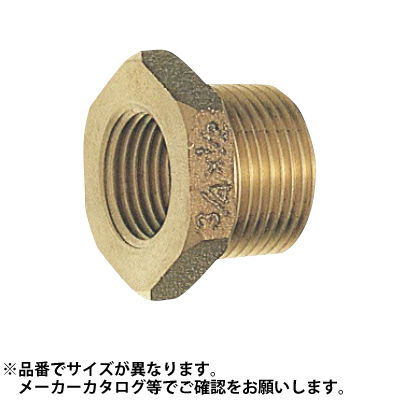 SANEI 砲金ブッシング T750 80X65 T750-80X65