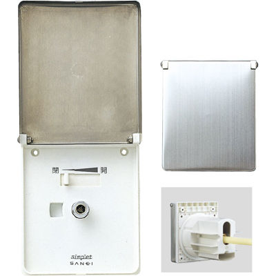 SANEI 水道用コンセント シンプレット V96301ADS-3 V96301ADS-3