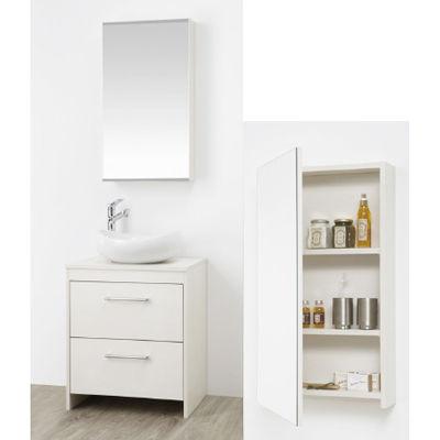 SANEI 洗面化粧台 WF015S2 600-IV-T4 WF015S2-600-IV-T4