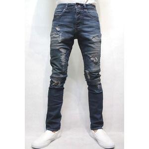 その他 VADEL tight&easy denim trousers INDIGO サイズ44【代引不可】 ds-2067159