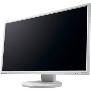 その他 アイ・オー・データ機器 「5年保証」フリースタイルスタンド&広視野角ADSパネル採用23.8型ワイド液晶ディスプレイホワイト ds-2067774