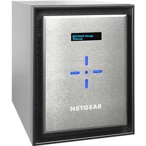 その他 NETGEAR Inc. Eコマース限定モデル ReadyNAS 626X 6ベイデスクトップ型ネットワークストレージ(ディスクレスモデル) 10GBASE-T×2、1000BASE-T×2 ds-2068257