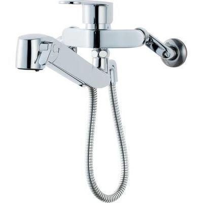 リクシル キッチン(壁付)用シングル浄水器内蔵水栓(寒冷地用) RJF-865YN