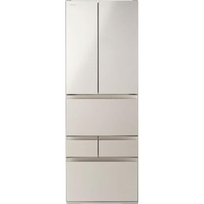 東芝 462L 冷凍冷蔵庫 6ドア 「VEGETA (べジータ)」 (フレンチ両開き) (サテンゴールド) GR-P460FD-EC【納期目安:2週間】