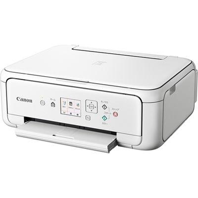 キヤノン インクジェットプリンターPIXUS TS5130S ホワイト PIXUSTS5130SWH