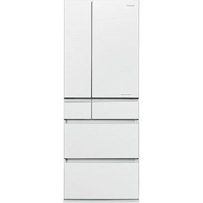 パナソニック 6ドアパーシャル搭載冷蔵庫(550L・フレンチドア) マチュアホワイト NR-F554HPX-W【納期目安:2週間】