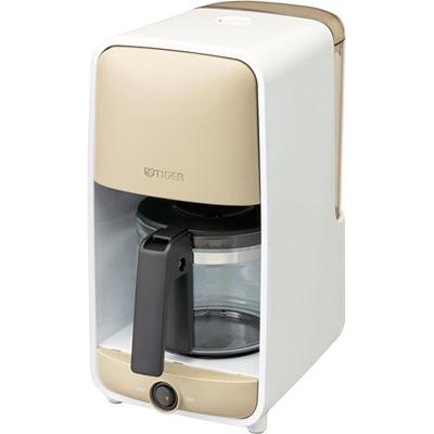 タイガー 簡単操作・簡単お手入れ。コーヒーメーカー ADC-B060WG【納期目安:1週間】