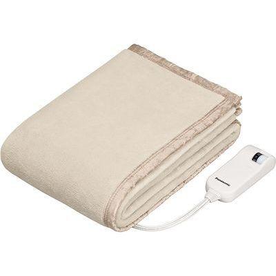 パナソニック 電気しき毛布(シングルLSサイズ)(ベージュ) DB-UM4LS-C