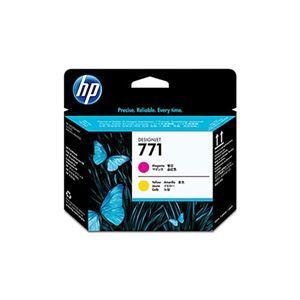 その他 【純正品】 HP CE018A HP771 プリントヘッド マゼンタ/イエロー(M/Y) ds-2081918