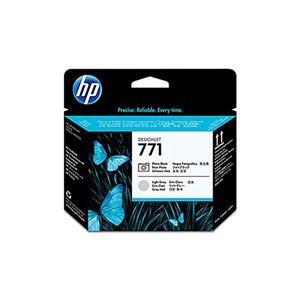 その他 【純正品】 HP CE020A HP771 プリントヘッド フォトブラック/ライトグレー(PBK/LGY) ds-2081920