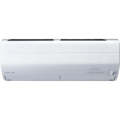 三菱電機 ハイスペック暖房強化モデルエアコンZDシリーズ(主に20畳)(ピュアホワイト) MSZ-ZD6319S-W