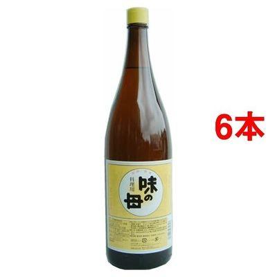 味の一醸造 味の母 1.8L*6本セット 13479【納期目安:2週間】