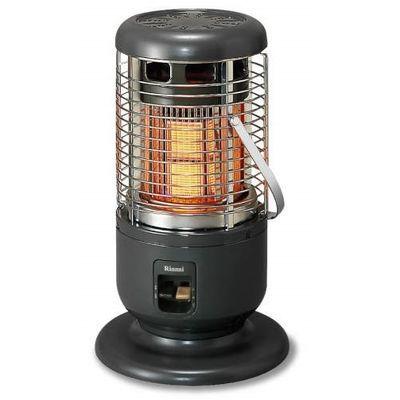 リンナイ 360゜暖かい全周放射タイプのガス赤外線ストーブ (プロパンガス/LPG) R-1290VMSIII(C)-LPG