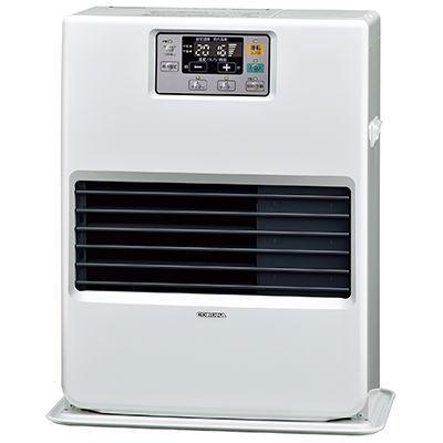 コロナ FF温風式暖房機 VGシリーズ 標準タイプカートリッジタンク式【木造9畳/コンクリート15畳】 FF-VG35YA-W