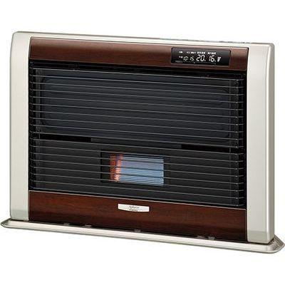 コロナ 豊富な赤外線で身体のしんまで温まります。FF式輻射暖房機 アグレシオ【暖房のめやす:木造18畳/コンクリート28畳】 FF-AG6818H-MN