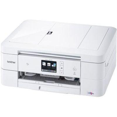 ブラザー PRIVIO A4インクジェット複合機(プリンター/スキャナー/コピー/ダイレクトプリント/CD・DVD・BD印刷/無線・有線LAN/USB)DCP-J978N-W DCP-J978N-W