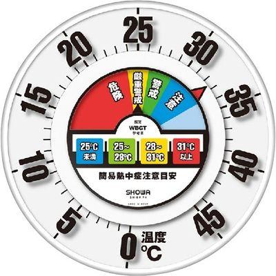 昭和商会 防雨型温度計30 N18-06 1コ入 4582353036708【納期目安:2週間】