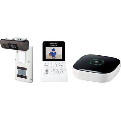 パナソニック ホームネットワークシステム(モニター付きドアカメラ) ホワイト VS-HC400K-W【納期目安:約10営業日】
